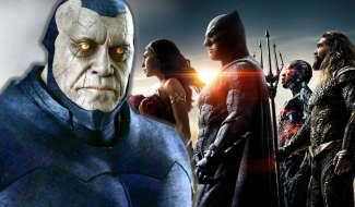 Zack Snyder Shares New Photo Of Wonder Woman Discovering Darkseid In Justice League