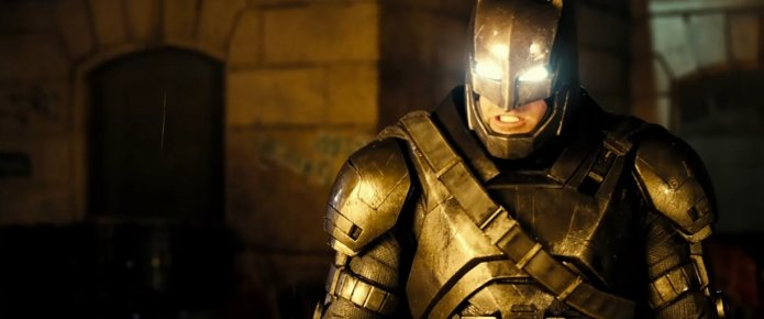 Unused Batman V Superman: Dawn Of Justice Concept Art Shows Us What Could've Been