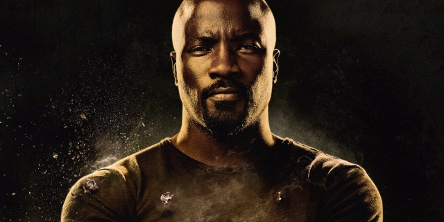 Mike Colter in Luke Cage season 2