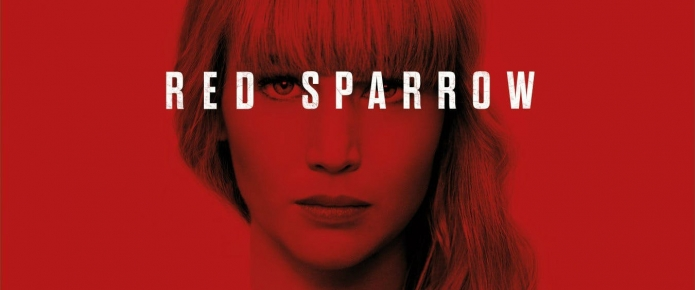 Cinemaholics #54: Red Sparrow Review