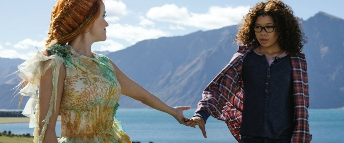 Cinemaholics #55: A Wrinkle in Time Review