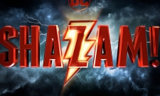 Official Shazam! Logo Promises A Bold And Colorful Addition To The DCEU