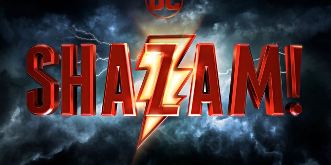 Shazam! Movie Logo Revealed & Event Announced