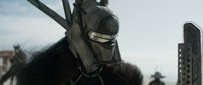 Solo: A Star Wars Story Fans Want An Enfys Nest Movie