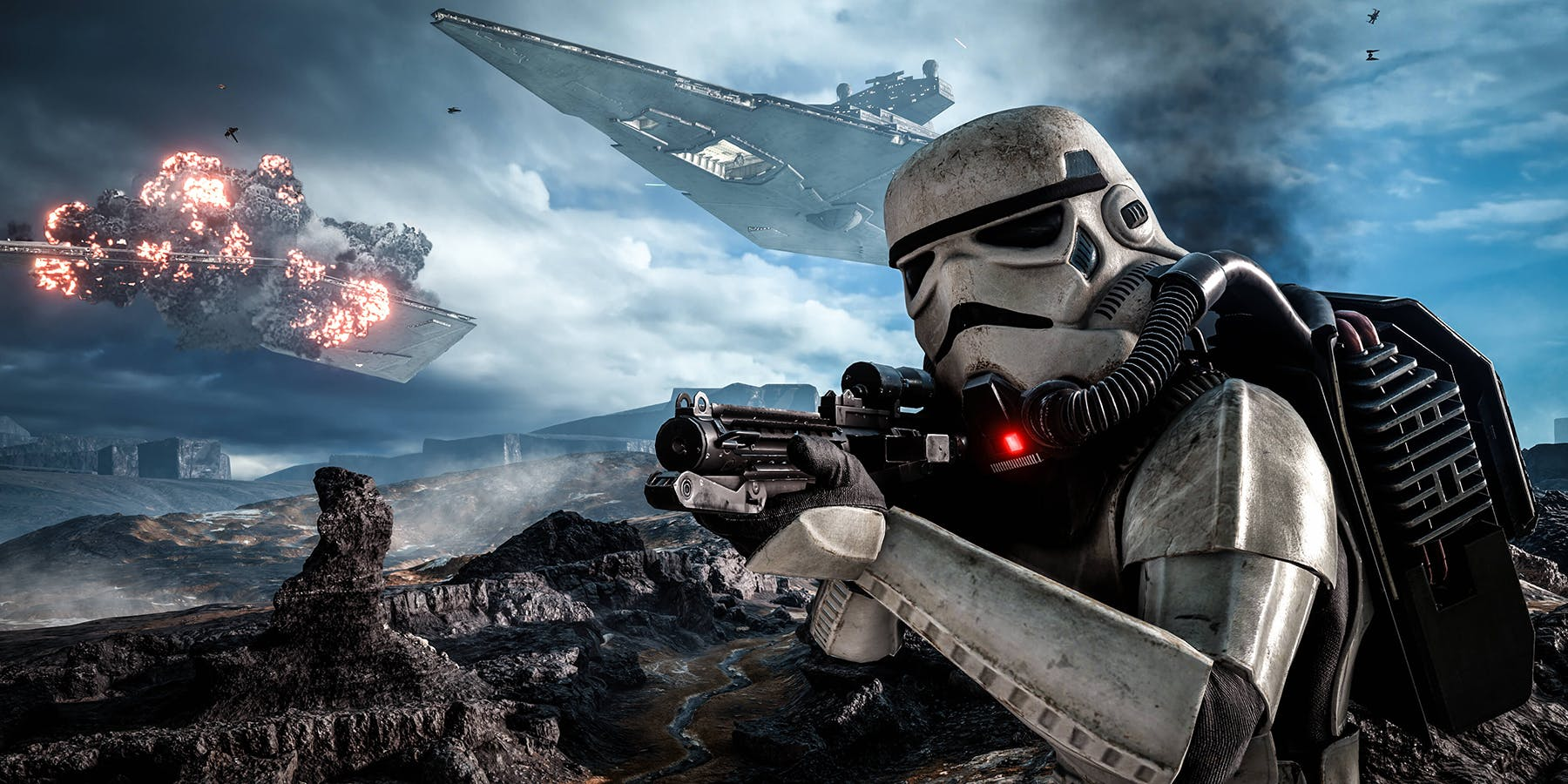 EA's Star Wars Game Will Blend Online Play And Single Player Campaign