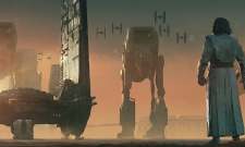 Relive The Last Jedi's Biggest Moments With Stunning New Concept Art