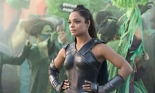 It's A Ragnarok Reunion As Tessa Thompson Joins Chris Hemsworth For Men In Black