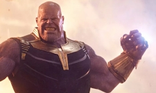 Thanos Lights Up Empire's Beautiful Subscriber Cover For Avengers: Infinity War