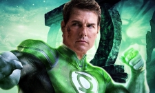 Warner Bros. Still Wants Tom Cruise For Green Lantern Corps Movie