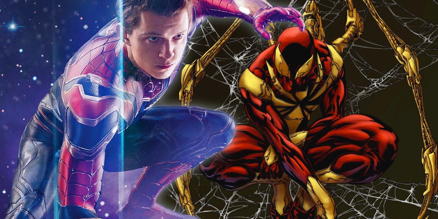 Here's How Spider-Man's Introduced In Avengers: Infinity War