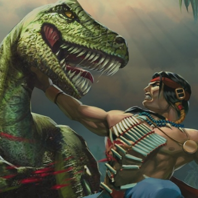 Turok And Turok 2: Seeds Of Evil Remastered Review
