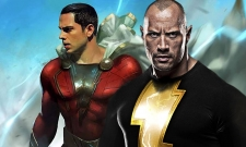 Shazam! Director Says He Never Intended To Include Dwayne Johnson's Black Adam