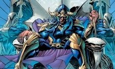 Exclusive Preview: Witness The Origin Of King Rath In Aquaman #34