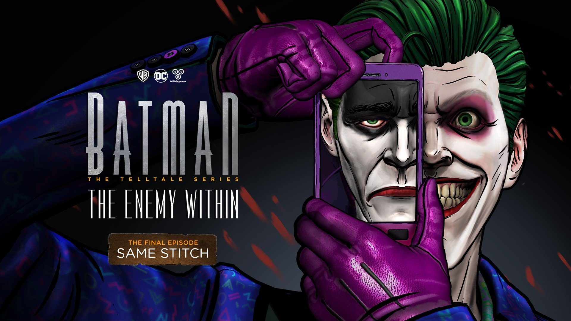 Batman: The Enemy Within - Episode 5: Same Stitch Review