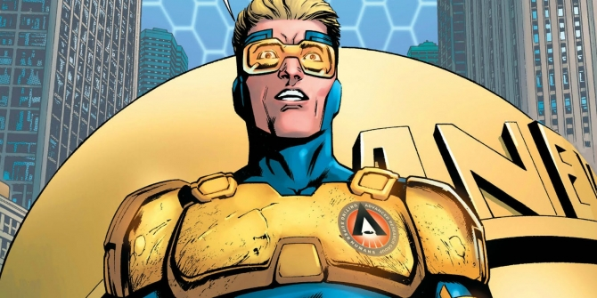 Greg Berlanti Confirms Booster Gold Movie Still In Development