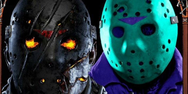 Friday the 13th photo op banner