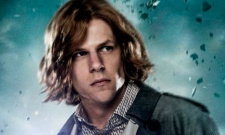 Batman V Superman's Jesse Eisenberg Addresses His Future As Lex Luthor