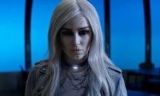 Sara Lance Succumbs To The Death Totem In New Legends Of Tomorrow Promo And Images