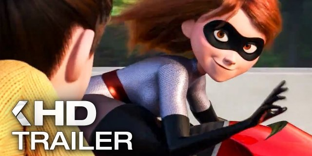 The Incredibles 2 Trailer