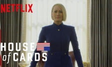 Claire's Just Getting Started In First House Of Cards Season 6 Trailer