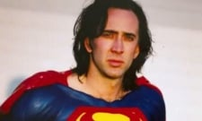 Nicolas Cage Was Approached To Play Superman In Crisis On Infinite Earths