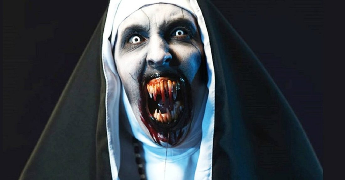Early Concept Art For The Nun Will Give You Nightmares