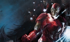 An Icon Returns In Tony Stark: Iron Man