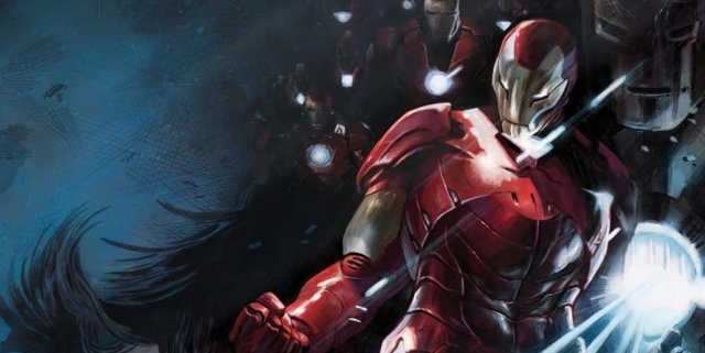 Tony Stark: Iron Man banner