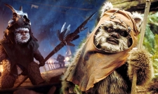 Ewoks Are Coming To Star Wars Battlefront II For A Special Game Mode
