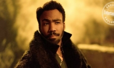 Lando Looks Ridiculously Cool In New Solo: A Star Wars Story Photos