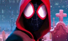 Spider-Senses Are Tingling In This New Spider-Man: Into The Spider-Verse Photo