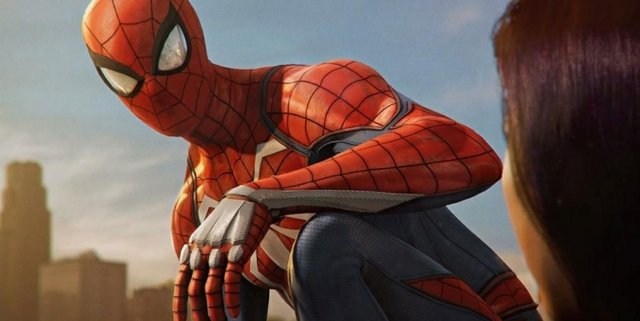Spider-Man PS4 Still