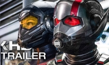 New Ant-Man And The Wasp Trailer Teases Marvel's Next Release