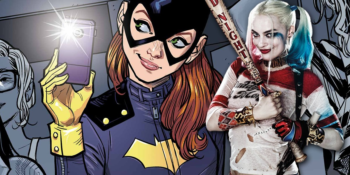 Birds Of Prey To Be Built Around Batgirl And Harley Quinn