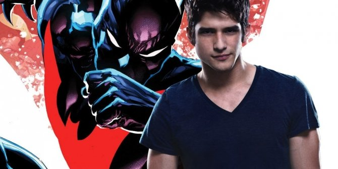 Tyler Posey Batman Beyond