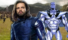 Sebastian Stan Reveals What Was Cut From Bucky's Black Panther Scene