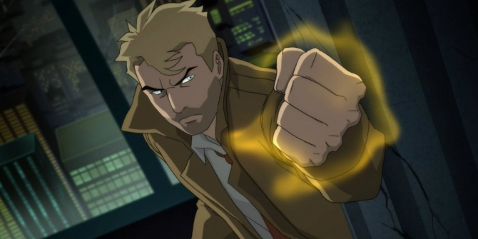 Constantine: City Of Demons Will See DVD Release - With Extra Material