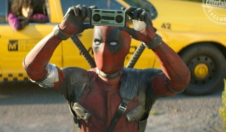 IMAX Promo For Deadpool 2 Brings The Merc Down To Size
