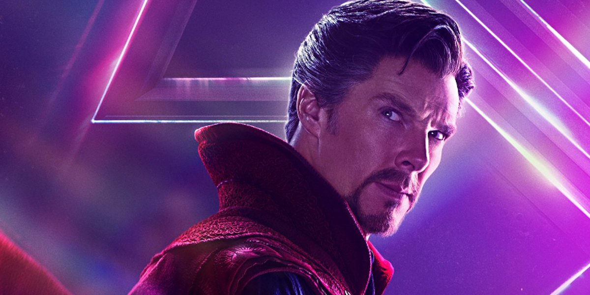 Benedict Cumberbatch And Benedict Wong Confirmed For Doctor Strange 2