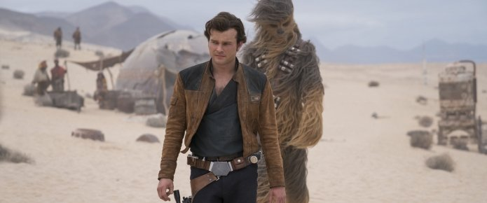 Disney Shares Drop After Solo: A Star Wars Story Bombs