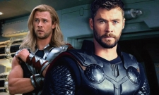 Rare Marvel Concept Art Traces The Evolution Of Thor