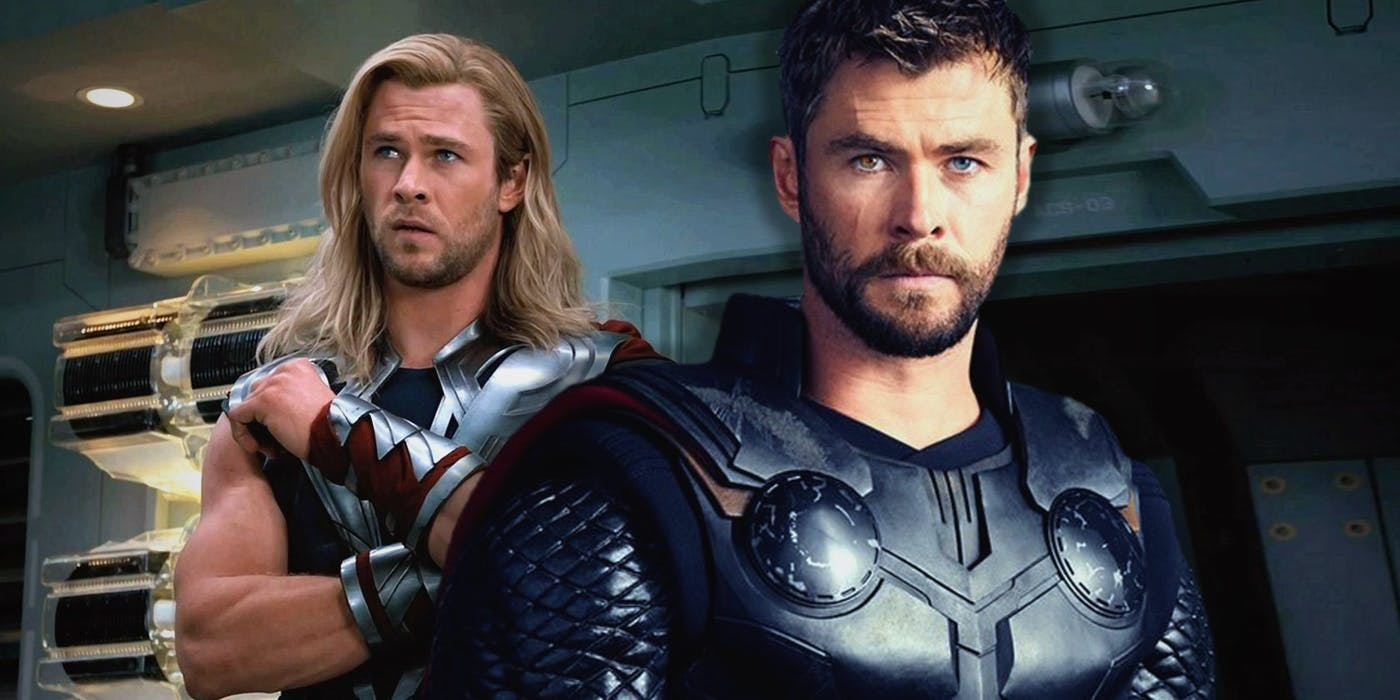 Thor's Big Entrance In Avengers: Infinity War Is Lifted ...