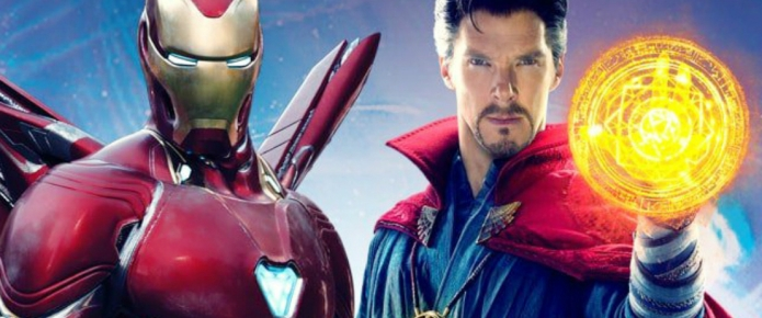 New Avengers: Infinity War Banners Tease Exciting Team-Ups