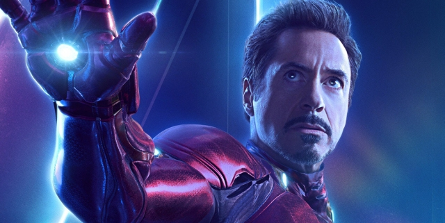 Iron Man in Avengers