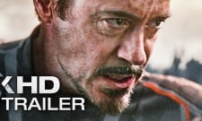 New Infinity War Clip Sees The Sorcerer Supreme Clash With Iron Man