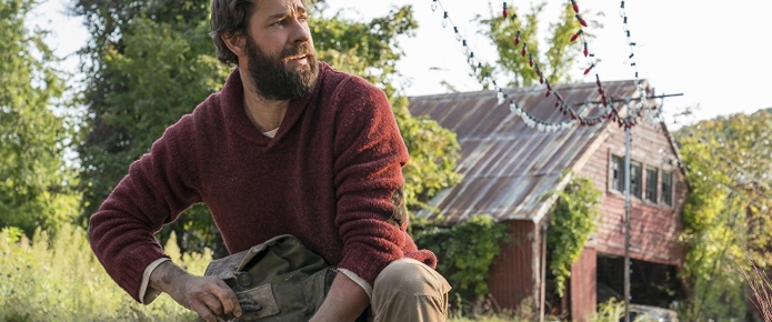 Looks Like John Krasinski Is Writing A Quiet Place 2 After All