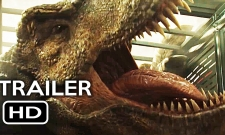 New Jurassic World: Fallen Kingdom Trailer Stomps Online