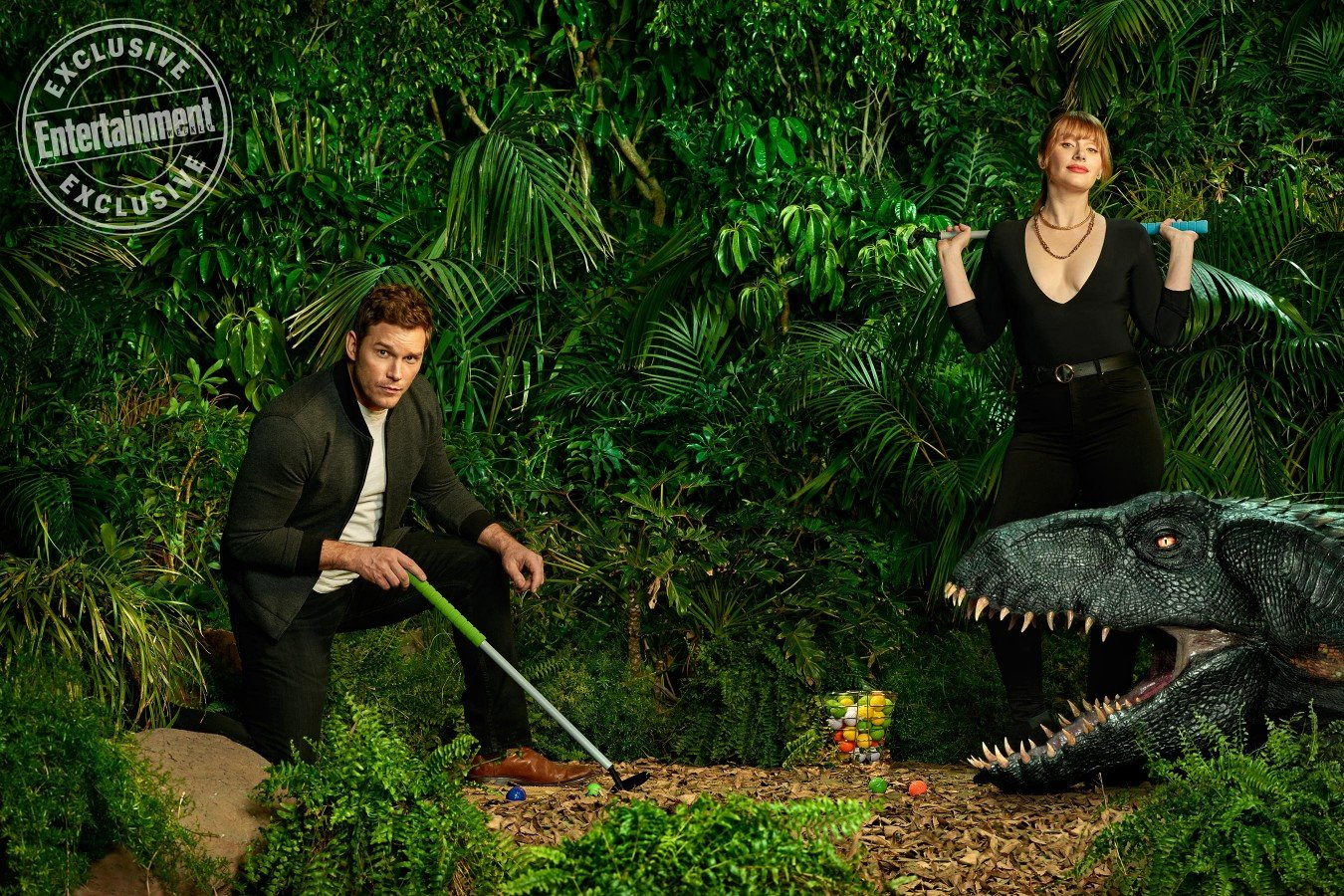 Bryce Dallas Howard Says Jurassic Park Characters Could Return