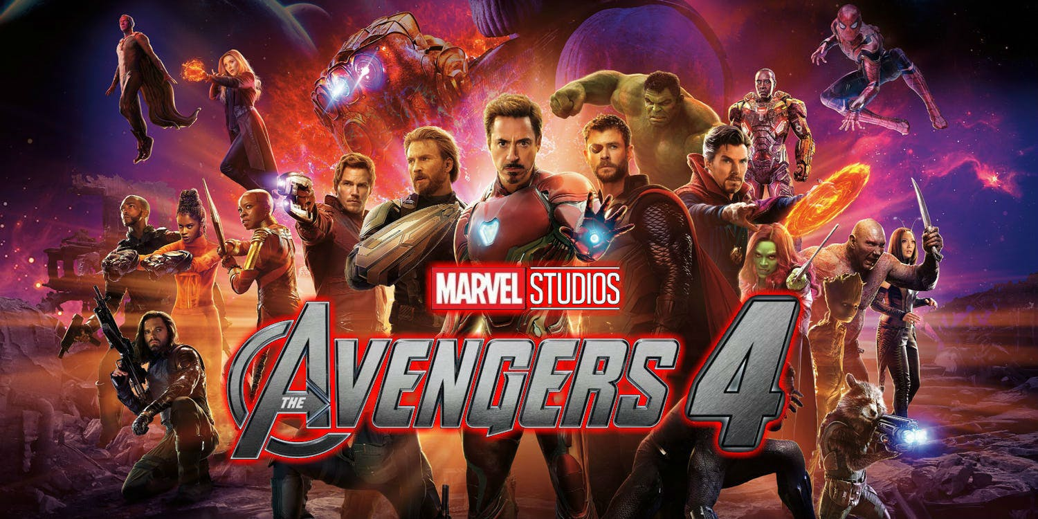 will endgame become the subtitle of avengers 4?