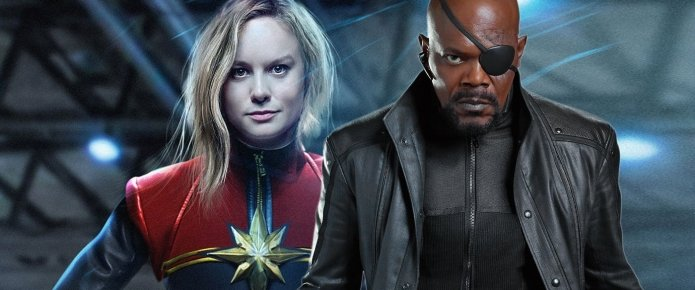 Samuel L. Jackson Says Captain Marvel's The Most Powerful Hero In The MCU